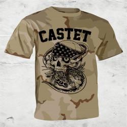 Czacha DESERT CAMO T-SHIRT