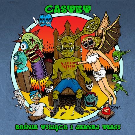 """CASTET  """"Baśnie Tysiąca I Jednej Trasy"""" Digital MP3 Download"""