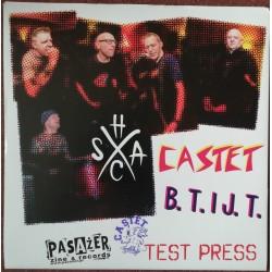 """CASTET - """"Baśnie Tysiąca..."""" TEST PRESS LP"""