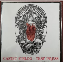 "CASTET - ""Epilog"" TEST PRESS 12""EP"