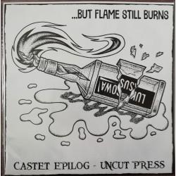 """CASTET - """"Epilog"""" UNCUT 12""""EP"""