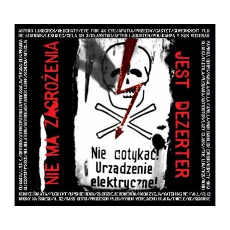 "VA - ""Nie Ma Zagrożenia Jest Dezerter"" compilation 2CD"