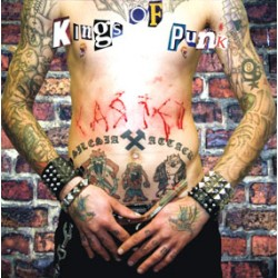 "CASTET - ""Kings Of Punk"" CD"