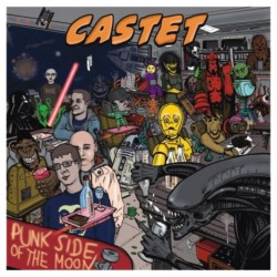 "CASTET - ""Punk Side Of The Moon"" CD"