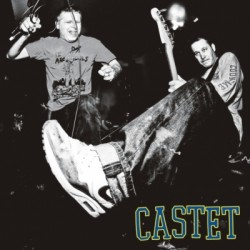"CASTET / WHITMAN split 7""EP"