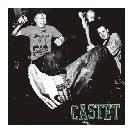 "CASTET / WHITMAN split 7""EP"